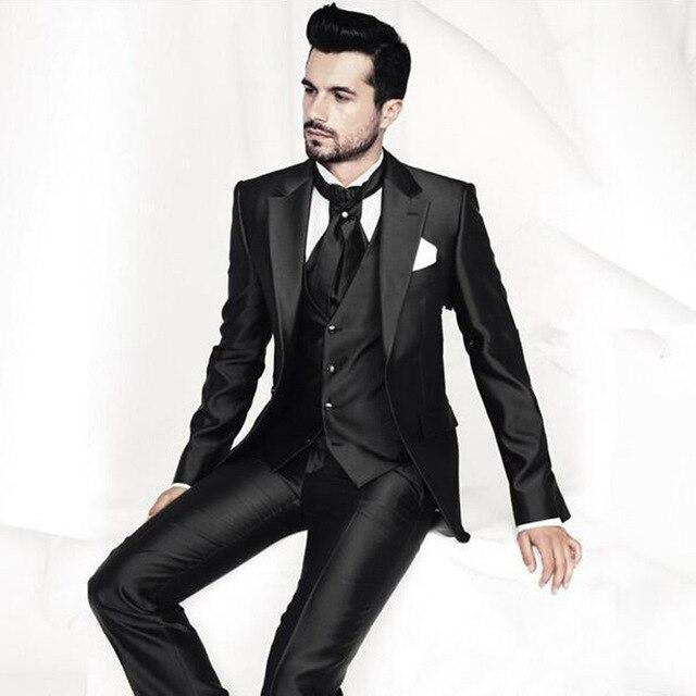 Chaqueta Hombres Negro Caliente Pantalones Del Venta Color Esmoquin HPwvn7q a1bcda3371c