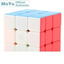 MoYu MoFangJiaoShi Scalene 3x3x3 Magic Cube 3x3 Cubo Magico Professional Neo Speed Puzzle Antistress Fidget Toys For Boy