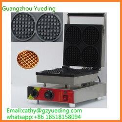 electric pancake maker/waffle cone making machine/rotary waffle baker