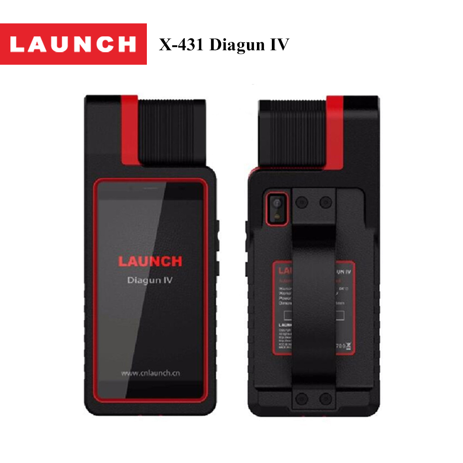 100% Original LAUNCH x431 Diagun IV Diagnostic Tool 2 years Free Update on Launch Website better than X431 diagun 3 Diagun iii
