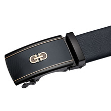 High Quality Automatic Buckle Leather Belt For Men