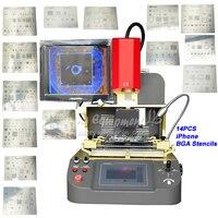 LY 5320 Вт Авто паяльная станция паяльная машина для iPhone системный блок ИК чип samsung материнская плата реболлинга ремонт