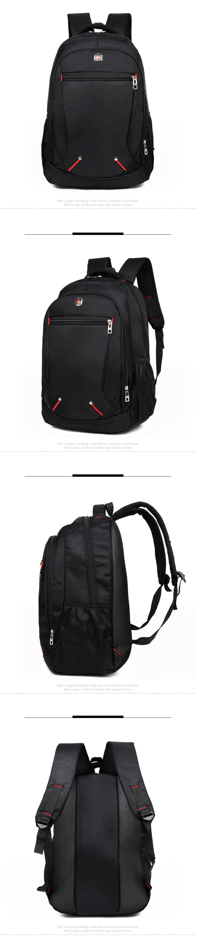 c9bae0edfc38 SHUAIBO High-Capacity Men s Backpack Korean Casual 14 Inch Computer Rucksack  High Quality Travel Bagpack Brand School Bags A296USD 60.99 piece