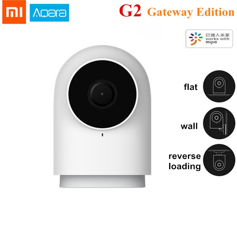 2019 Xiaomi Aqara G2 1080P Smart Intelligent Network Surveillance Camera 2MP AI