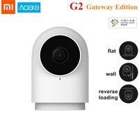 2019 Xiaomi Aqara G2 1080P Smart Camera Intelligent Network Surveillance Camera 2MP AI Function APP Control Gateway Edition