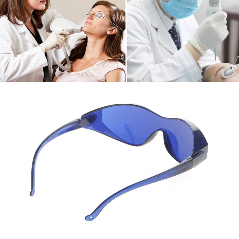 IPL Beauty Protective Red Laser Safety Goggles Protection Glasses 200-1200nmIPL Beauty Protective Red Laser Safety Goggles Protection Glasses 200-1200nm
