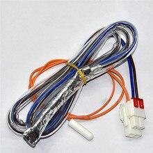 10K датчик размораживания холодильника + предохранитель для LG AP4438477 PS3529340 6615JB2005H Запчасти для холодильника кабель датчика размораживания