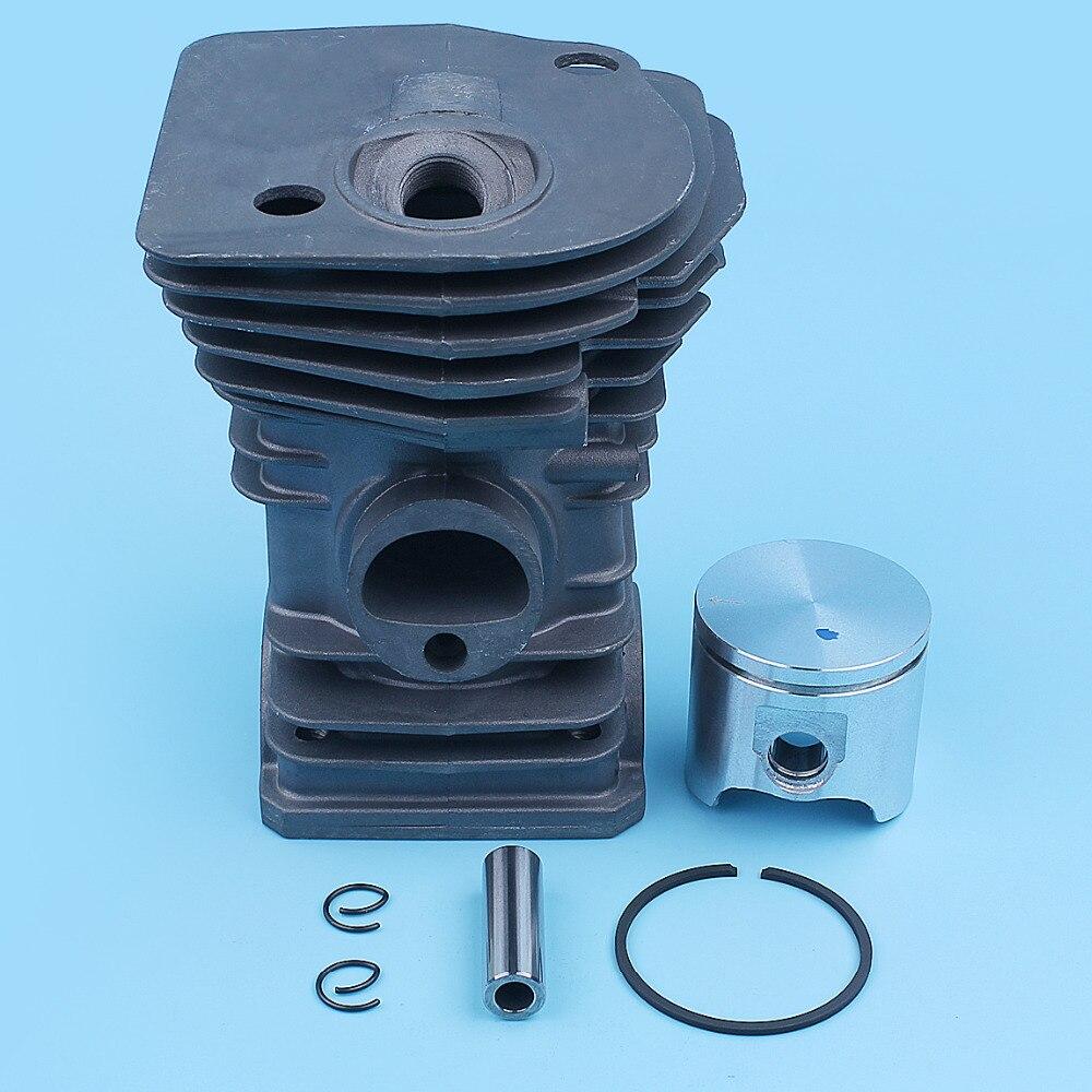 40mm Nikasil Cylinder Piston Kit For Husqvarna 340 345 340E 345E 350 EPA Jonsered CS2141 CS2145 CS2150 CS 2141 2145 Chainsaw