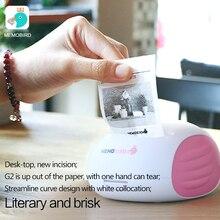 Memobird Розовый принтера Wi-Fi Портативный Bluetooth печати штрих-кодов Беспроводной карман Термальность принтер электронный офисный компьютер