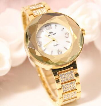 FA1040 gold Women Watches Luxury High Quality Water Resistant Montre Femme Stainless Steel Ladies Dress Woman