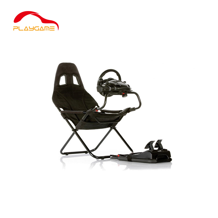 Racing Game Type Simulator Seat For Playstation Xbox 360 Wii Mac PC Thrustmaster