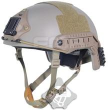Best TB-FMA баллистических арамидных Волокно версия шлем Airsoft Combat Пейнтбол де Цвет для мотоцикла Велоспорт шлем