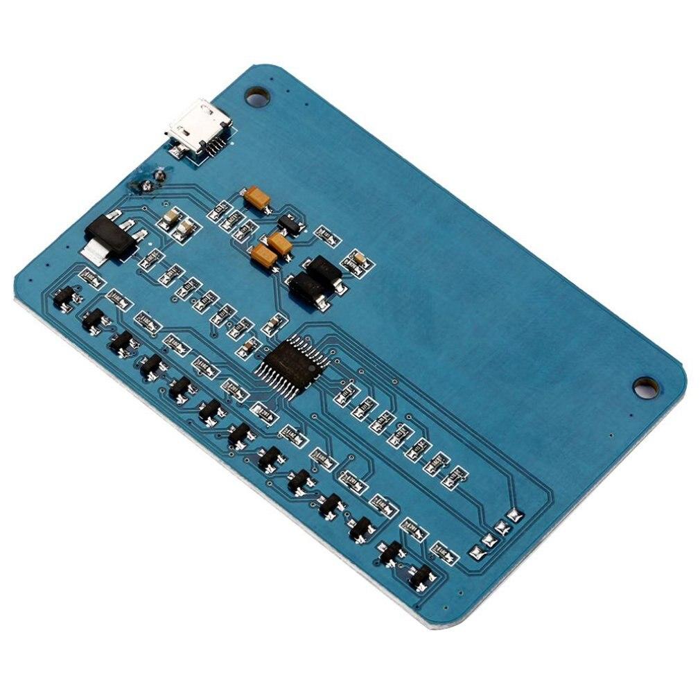Audio Volume Indicator Diy Electronic Kit Audio Volume Indicator Sound Control Led Melody Light Highquality Module