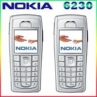 6230i 100% Original Unlocked Nokia 6230 6230i 850mAh Support Russian Keyboard & Arabic Keyboard Cellphone Free Shipping
