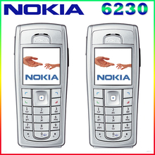6230i 100% Original Unlocked Nokia 6230 6230i 850mAh Support Russian Keyboard & Arabic Keyboard Cellphone Free Shipping