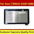 B125han01.0 lq125t1jx03c display lcd + de toque digitador da tela para asus transformer book t3chi t300chi t3 t300 chi chi