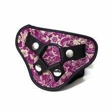 Пурпурная роза ремешок на Аксессуары Последние Лучшая женская одежда секс-игрушки флирт поставок Продажа с завода-изготовителя