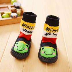 SZYADEOU/Новые модные нескользящие носки с рисунком для малышей, Детские теплые носки, бесплатная доставка 05