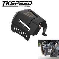 Free Shipping Motorcycle Coolant Recovery Tank Shielding Cover For Yamaha MT 07 FZ 07 MT FZ