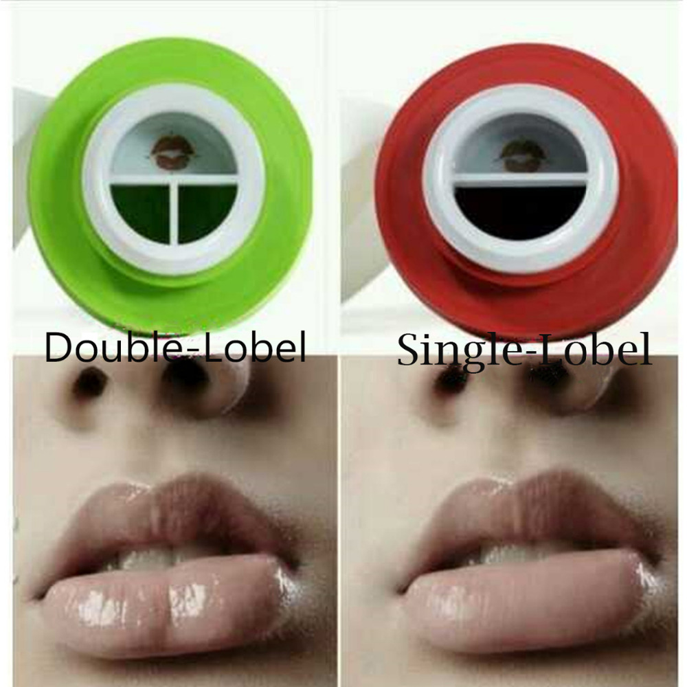 Sexy Lip Plumpers Bigger Lips Enhancer Lobed Lip Suction Sexy Full Lip Plumper Care Tools Device Apple Shape Lady Girls Women