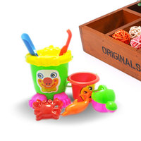 Hot Fun 7pcs Set Beach Toys Children Interactive Intellectual Development Tools