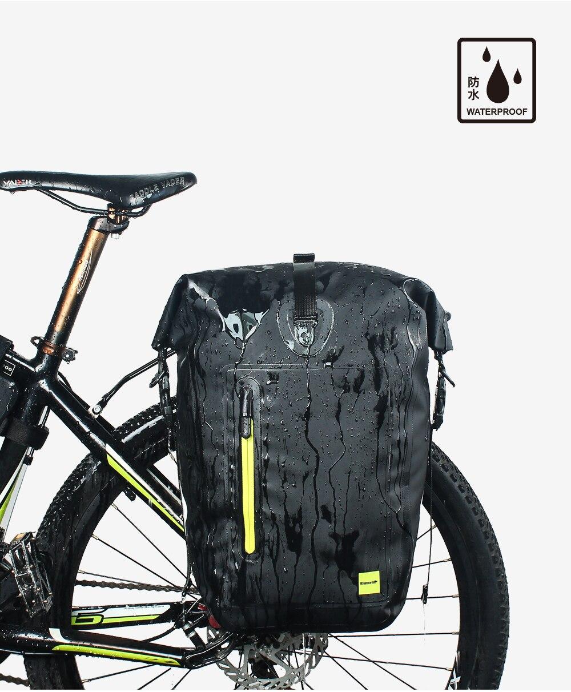 Waterproof cycling bike pannier bag (3)