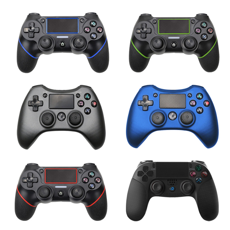 Bluetooth Wireless Joystick For PS4 Controller Fit For Mando Ps4 Console For Playstation Dualshock 4 Gamepad For PS3 Console(China)