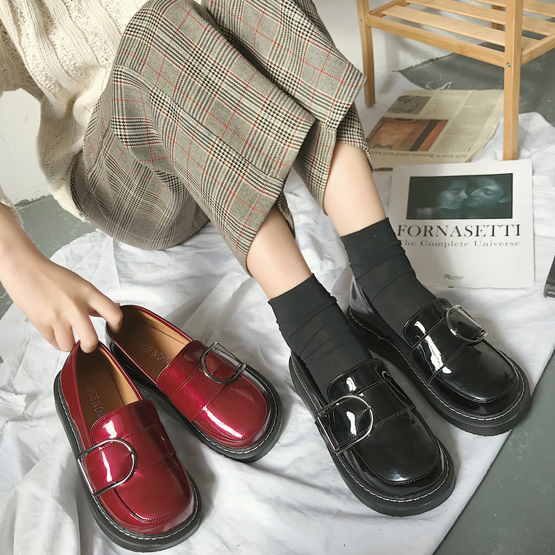 95198e5c192 Buy loafers japanese women and get free shipping on AliExpress.com