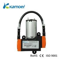 Kamoer KVP8 Plus 12/24V Mini Diaphragm Vacuum Pump With DC Brush Motor Used For Gas Transfer
