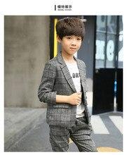 2018 traje Formal gris para el muchacho roupas infantis menino traje enfant  garcon mariage chicos trajes para bodas jogging . 91c85465a99