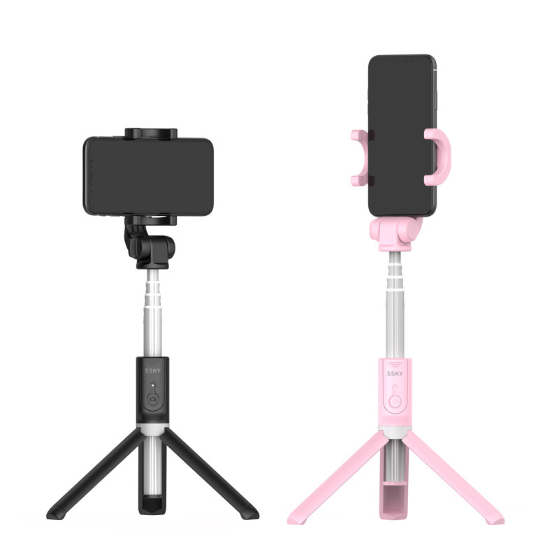 Self-timer Remote Control Tripod Android Mobile Phone Universal Live Photo Artifact Multi - Function цена