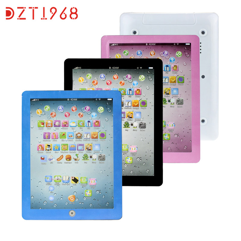 Child Touch Type Computer Tablet English Learning Study Machine Toy Levert Dropship Z0330