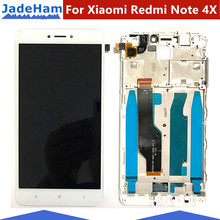 For Xiaomi Redmi Note 4X/4 Global LCD Display Touch Screen replacement for Xiaomi Redmi Note 4 Snapdragon 625 Octa Core 5.5'' цена и фото