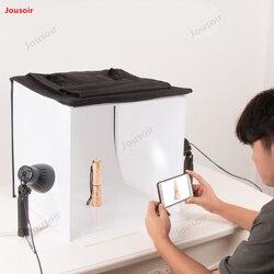 50cm Small studio set warm light jewelry photography table Mini Jewelry soft Studio CD50 T03