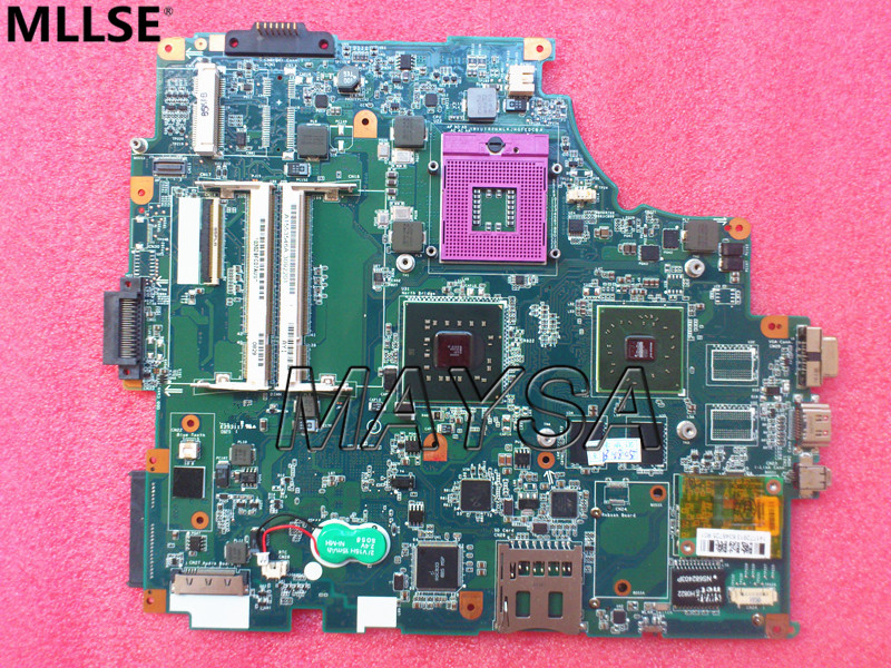 New ! MBX-189 M760 REV:1.1 Main Board Fit For Sony VGN-FW27 FW29 FW35F FW37 FW48 FW58F ect VGN-FW series motherboard A1553546A