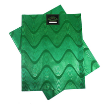 Nigerian gele headtie african SEGO HEADTIE 2pcs/set High Quality used for party Free shipping NIGERIA GREEN SL-1533