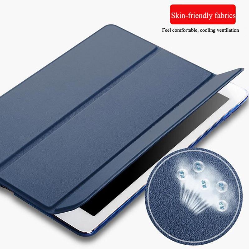 Case For iPad Pro 9.7 A1673/A1674/A1675 Silicon Smart Wake Sleep Cover For iPad Pro 9.7 inch Capa Fundas For iPad Pro 9.7 Coque