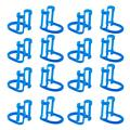 For Dentists 100pcs Cotton Roll Holder Disposable Clip For Dental Clinic  Free Shipping Quality Guaranteed