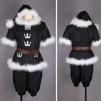 kingdom hearts SORA Cosplay Costume