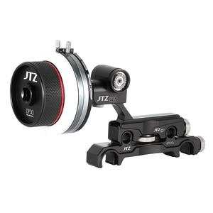 Image 1 - JTZ DP30 AB توقف متابعة التركيز 15 مللي متر/19 مللي متر عدة ل A7R II A7S A7RM2 GH4 GH5 GH6S FS700 C100 C300 C500 a6500 a5000 BMCC أري