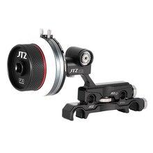 JTZ DP30 AB Stop Follow Focus 15mm/19mm KIT voor A7R II A7S A7RM2 GH4 GH5 GH6S FS700 C100 C300 C500 a6500 a5000 BMCC ARRI