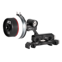 Jtz dp30 ab parar seguir foco 15mm/19mm kit para a7r ii a7s a7rm2 gh4 gh5 gh6s fs700 c100 c300 c500 a6500 a5000 bmcc arri
