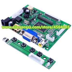 9,7-дюймовый 43 монитор для ipad ЖК-Дисплей HDMI контроллер плата драйвера LP097X02-SLAA LTN097XL01-H01 для raspberry pi LVDS VGA