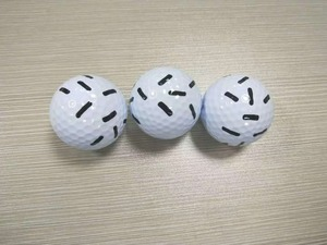 Image 1 - למעלה איכות שתי חתיכות גולף כדור משלוח חינם