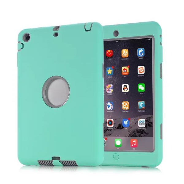 Heavy Duty Shockproof Case Cover For iPad mini 3 2 1