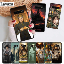 Lavaza the lord of rings Pattern Silicone Case for Samsung S6 Edge S7 S8 Plus S9 S10 S10e Note 8 9 10 M10 M20 M30 M40