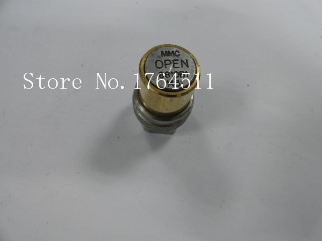 [BELLA] MMC OPEN 8810B1 1431 18GHZ RF Calibration Open Circuit N