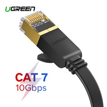 Ugreen Ethernet Cable RJ45 Cat7 Lan Cable UTP RJ 45 Network Cable for Cat6 Compatible Patch Cord for Modem Router Cable Ethernet(China)