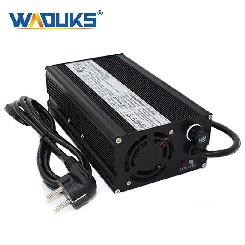 72V 6A свинцово Кислотное зарядное устройство для 82,8 V e велосипед литий ионный аккумулятор AC DC источник питания для электроинструмента Зарядные устройства    АлиЭкспресс