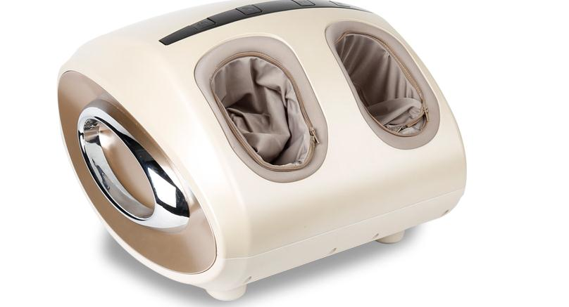 Electric Foot Massager Foot Massage Machine For Health Care,Personal Air Pressure Shiatsu Infrared Feet Massager With heat 50030